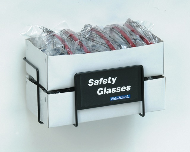 R Safe Specialty Holders And Dispensrs For Safty Glasses